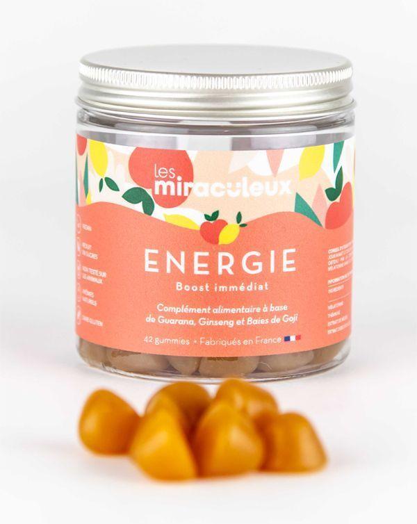 Energie Les Miraculeux.