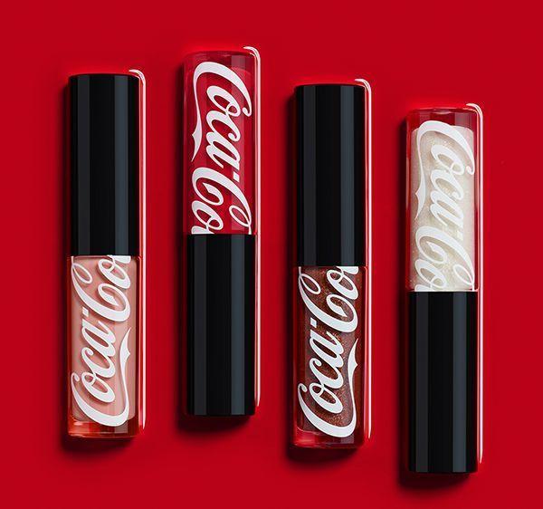 Les gloss Coca-Cola Morphe.