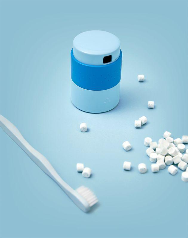 Les pastilles de dentifrice 900.care