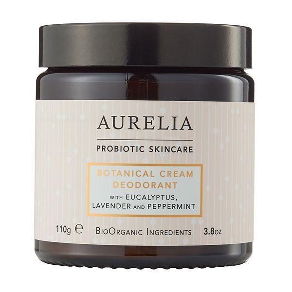Le Déodorant Crème Aurelia Probiotic.