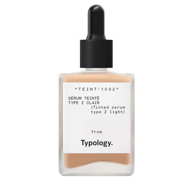 Le sérum teinté TEINT de Typology.