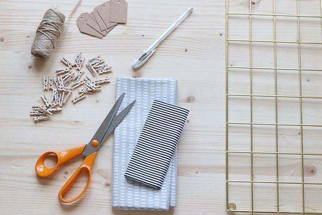 Calendrier de l'Avent : le DIY facile pour le fabriquer soi-même avec du tissu