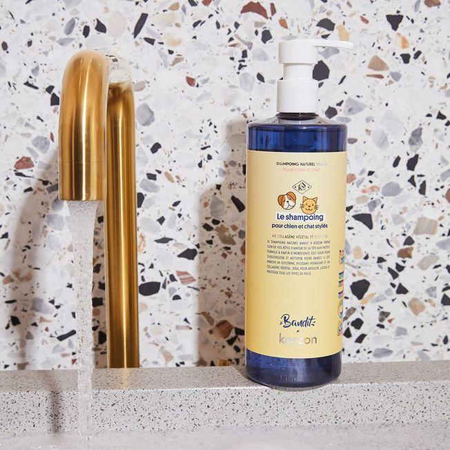 Le shampoing pour animaux Kerzon.