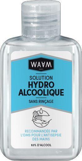 Solution hydroalcoolique Waam.