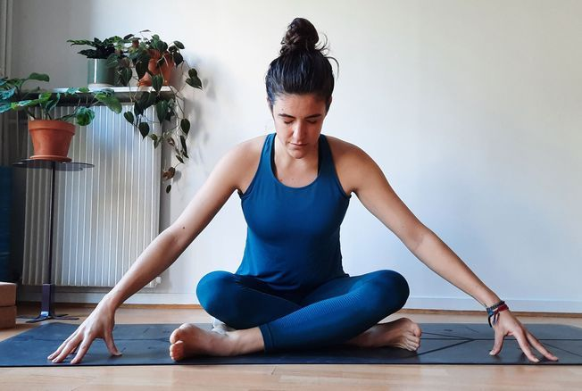 Le yoga du sexe.
