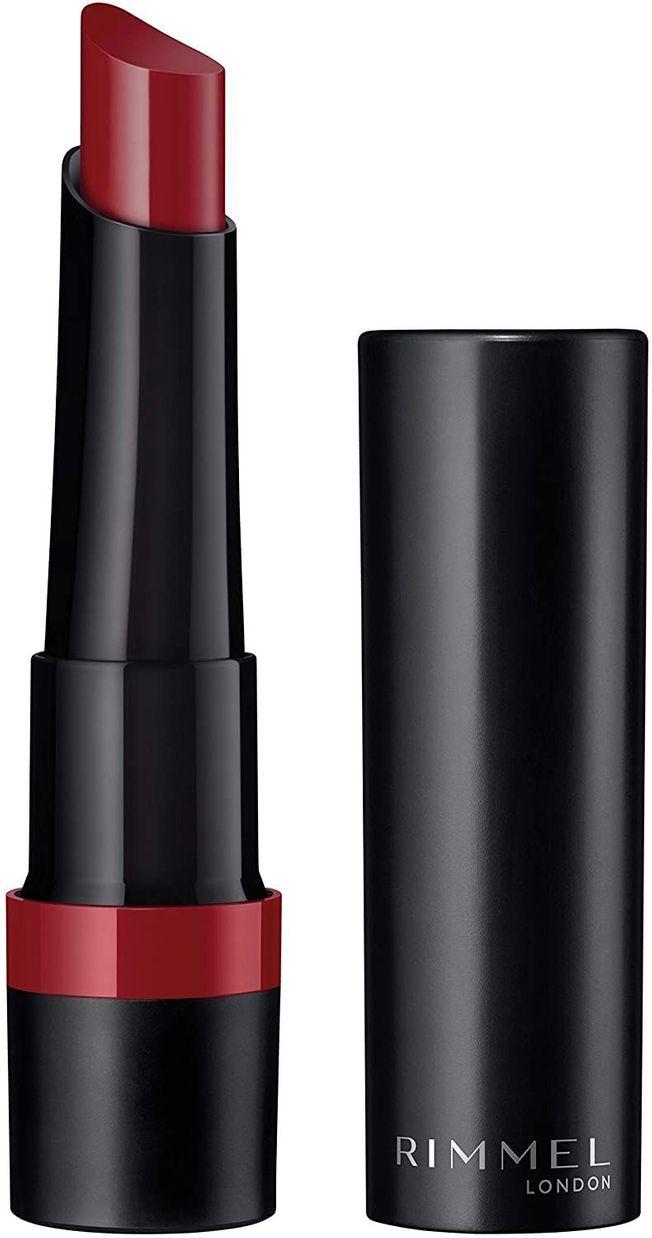 Le rouge à lèvres Revlon.