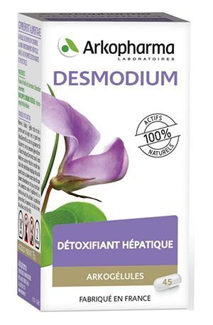 Desmodium gélules Arkopharma.