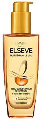 L'Oréal huile extraordinaire.
