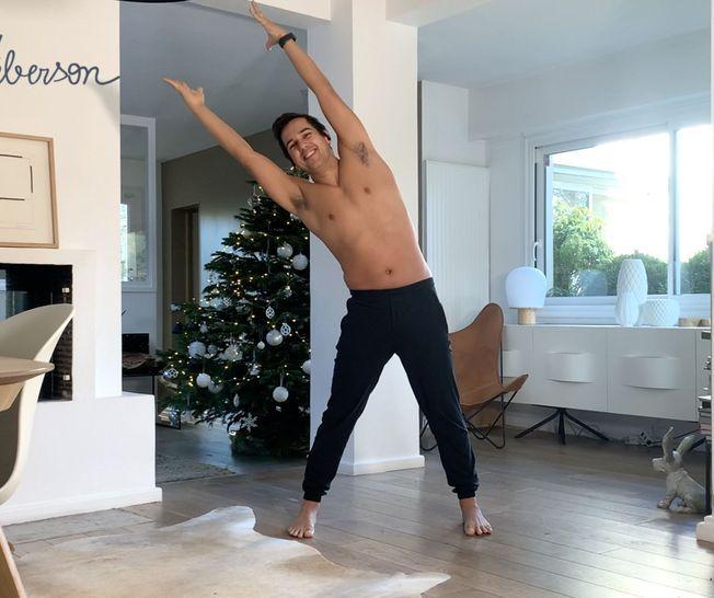 Une posture de yoga pour une cure détox.