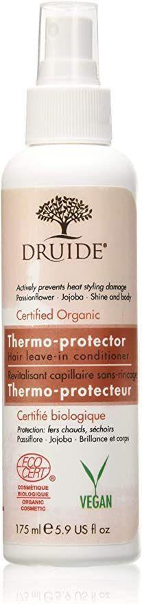 Le spray thermo-protecteur naturel et bio Druide.