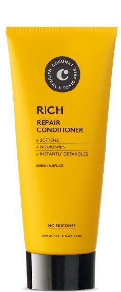 L'après-shampoing Rich de Cocunat.