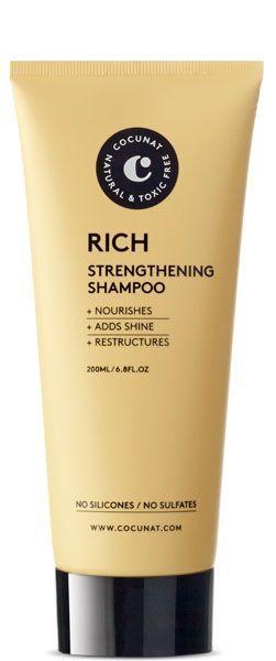 Le shampoing Rich de Cocunat.