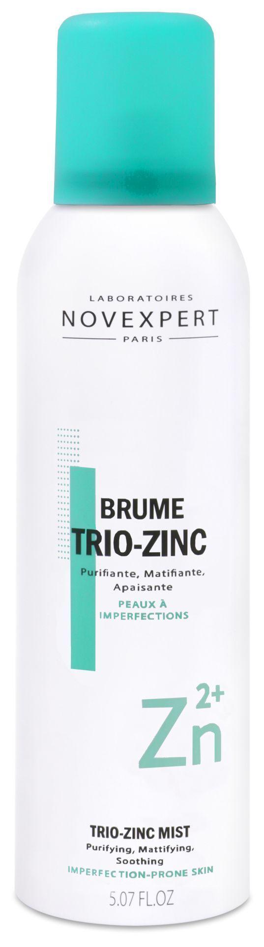 La Brume Trio-Zinc Novexpert contre les boutons.