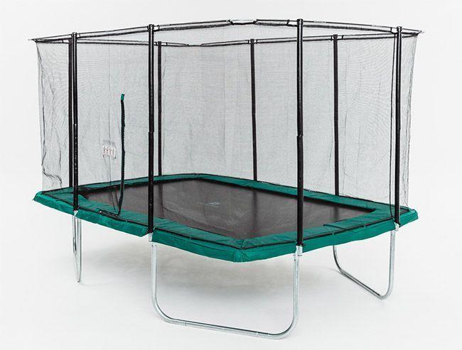 Le trampoline rectangle Decathlon 520.