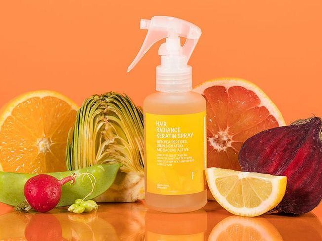 Notre avis sur le test du Spray Hair Keratin Freshly Cosmetics.