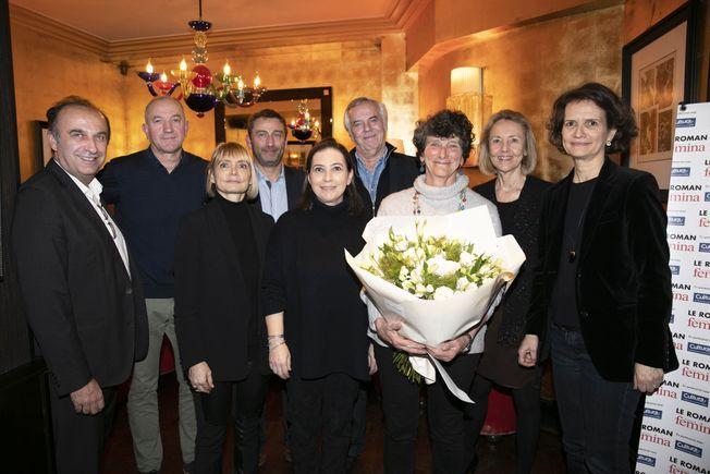 Prix du roman Version Femina 2019.