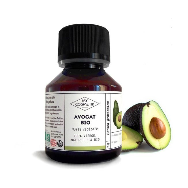 My Cosmetik - Huile d'Avocat Bio – 1,40 €