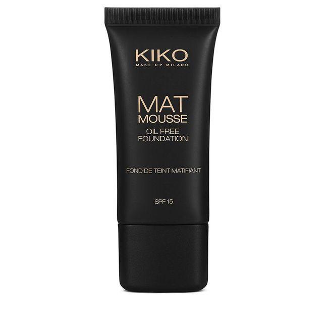 Kiko - Mat Mousse Foundation – 6,50€