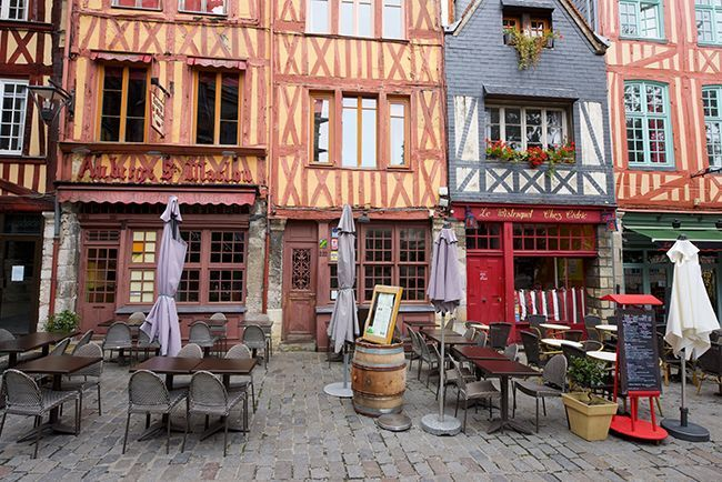Louer ou acheter à Rouen.