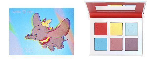 La palette de maquillage Dumbo Beauty Bay.