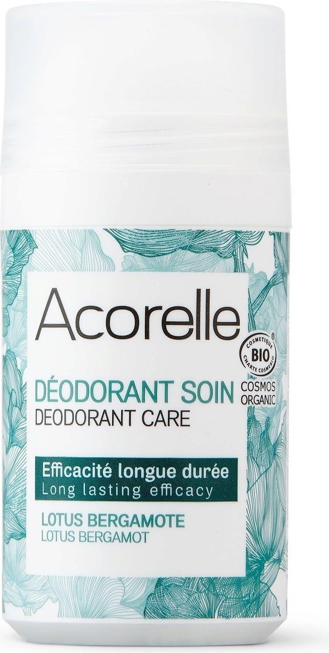 Le déodorant Acorelle Bergamote.