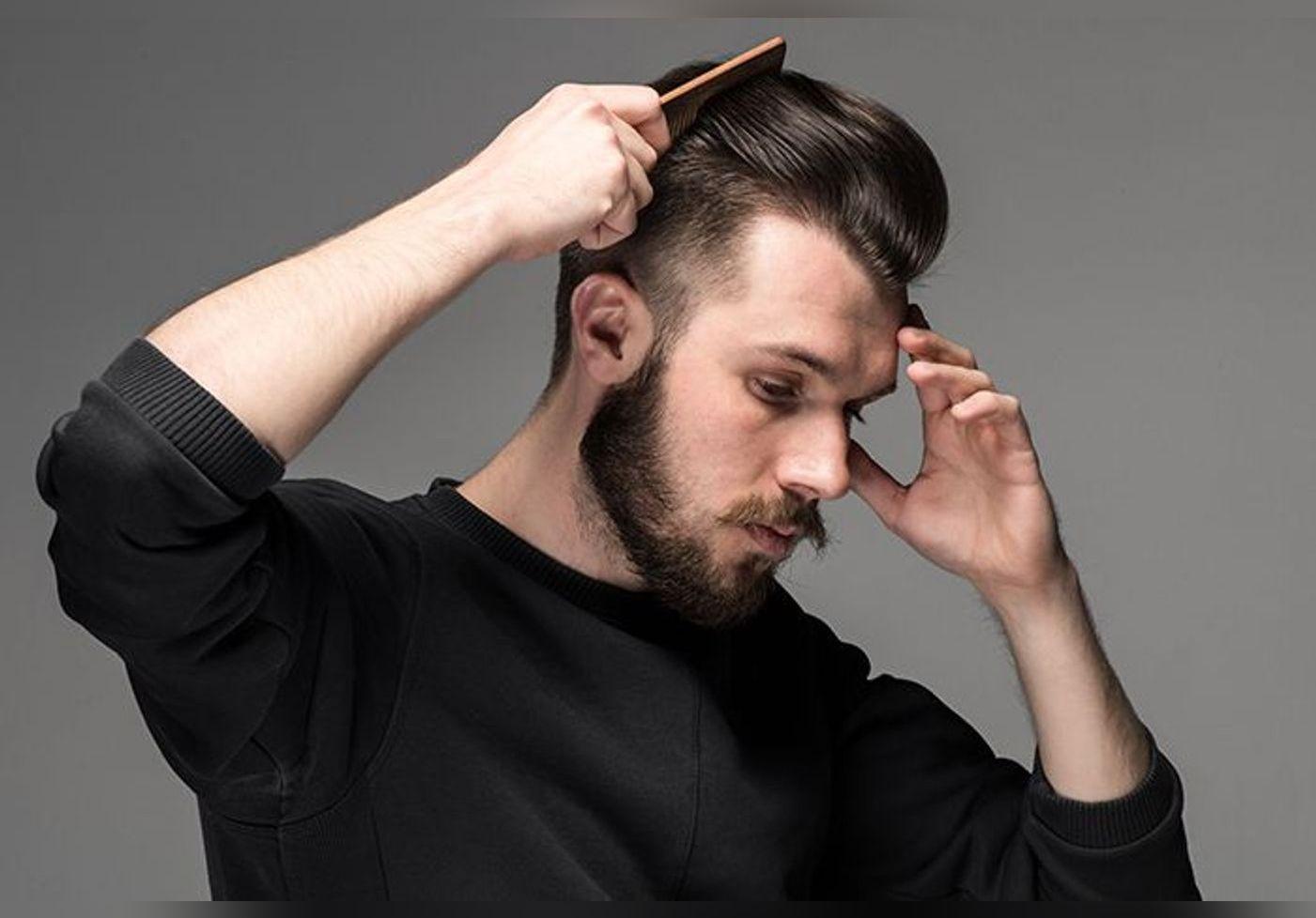 Tuto Coiffure Homme Comment Couper Ses Cheveux Aux Ciseaux Et A La Tondeuse