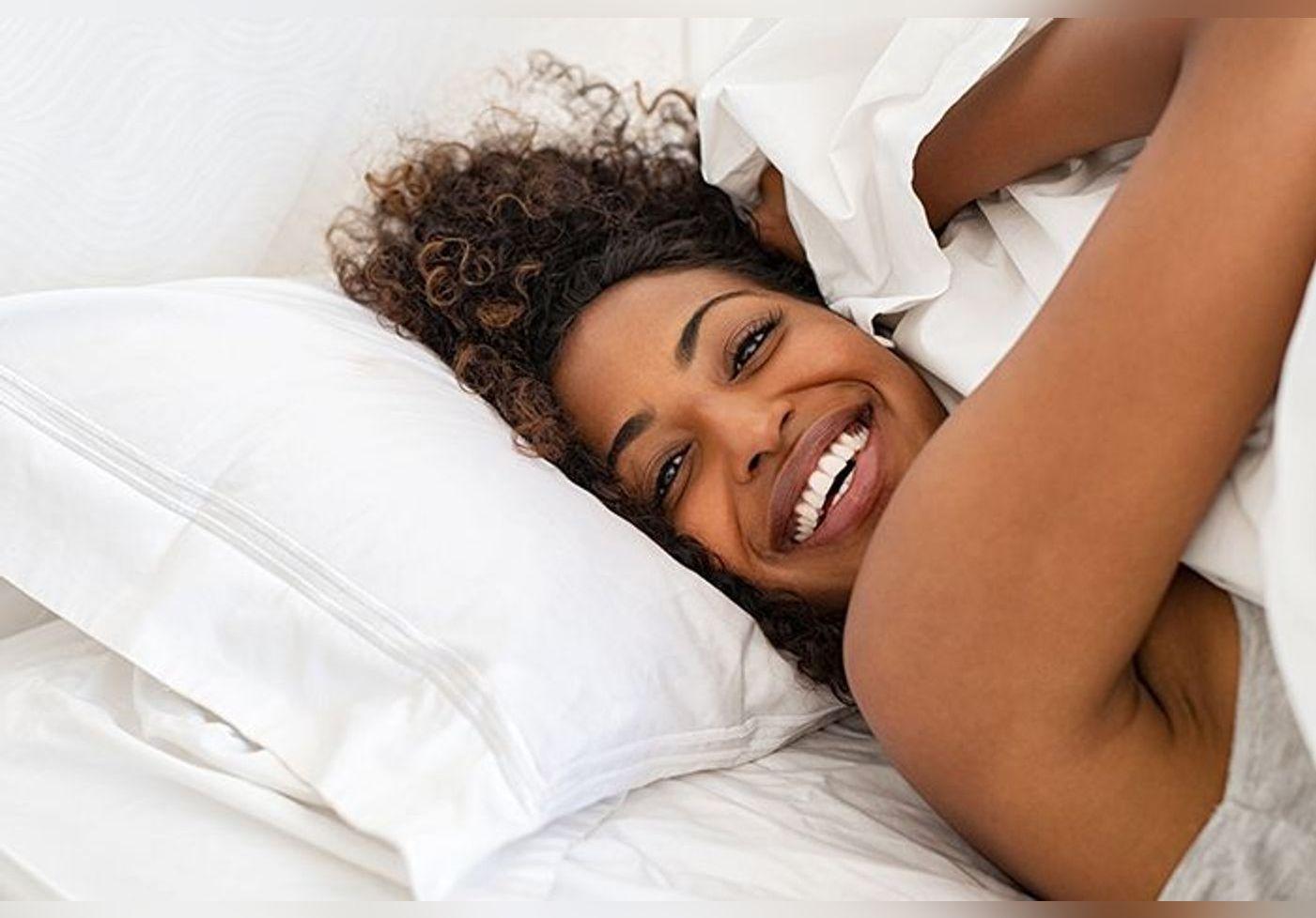 Sommeil : cette solution pour s'endormir plus vite grâce à un masque est surprenante… Adieu insomnie et anxiété
