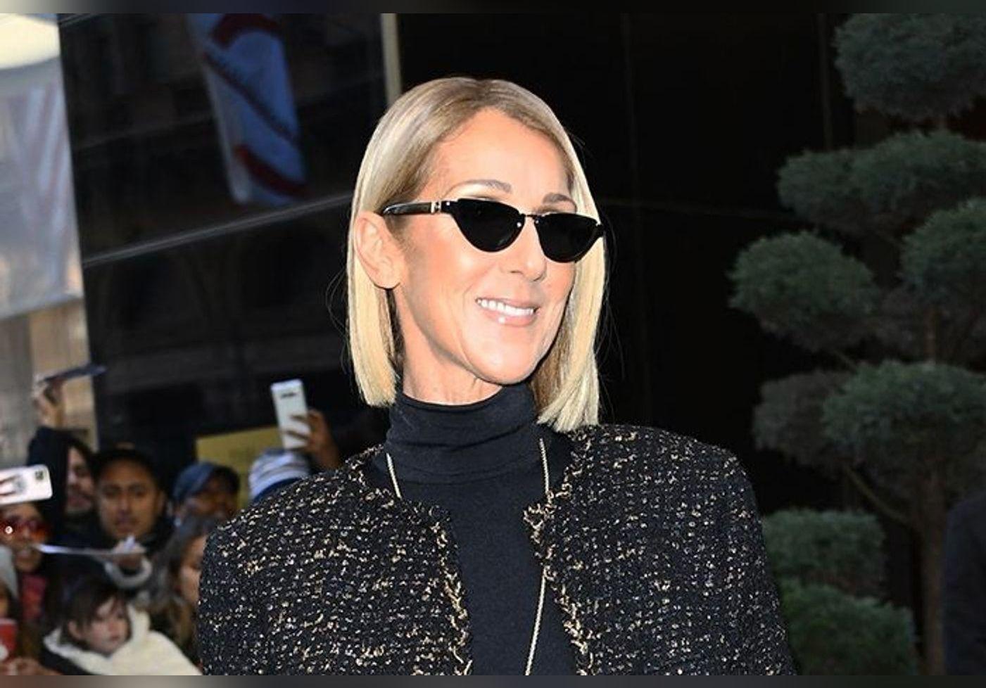 Comment reproduire ce look très chic de Céline Dion