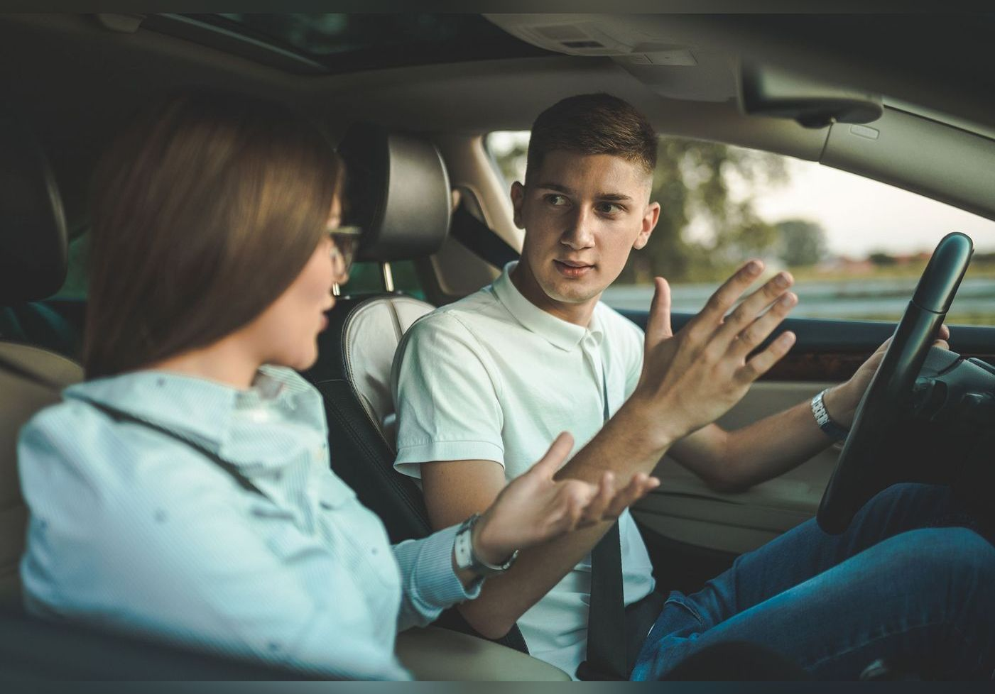 « Mon compagnon est obsédé par sa voiture »