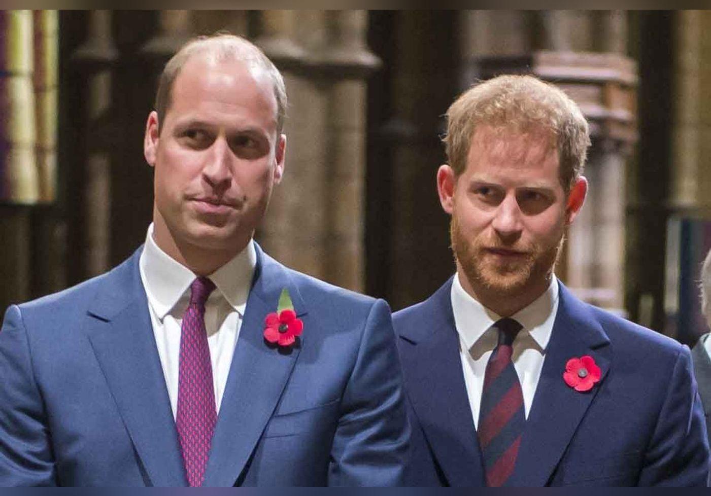 William et Harry séparés : voici pourquoi ils ne seront pas côte à côte aux funérailles du prince Philip