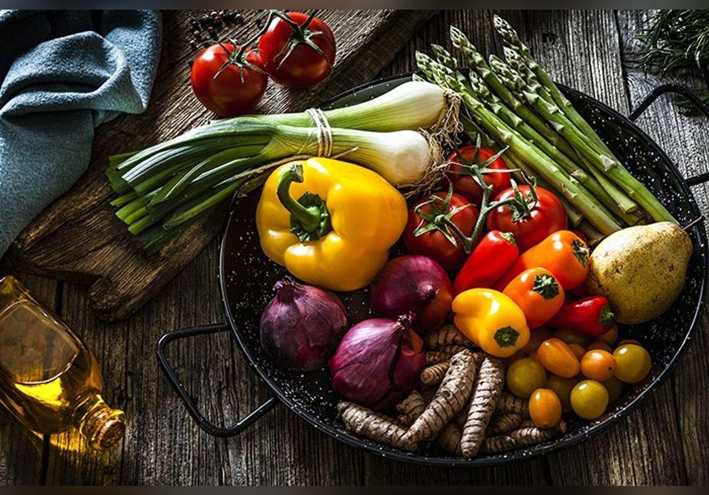 Ce légume de saison très peu calorique est sublimé par la recette du chef étoilé Frédéric Simonin, Meilleur Ouvrier de France