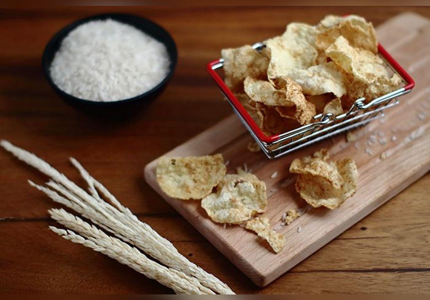 Elle transforme des pâtes en chips en une seconde, la vidéo de son snack crée le buzz… Parfait pour l'apéro