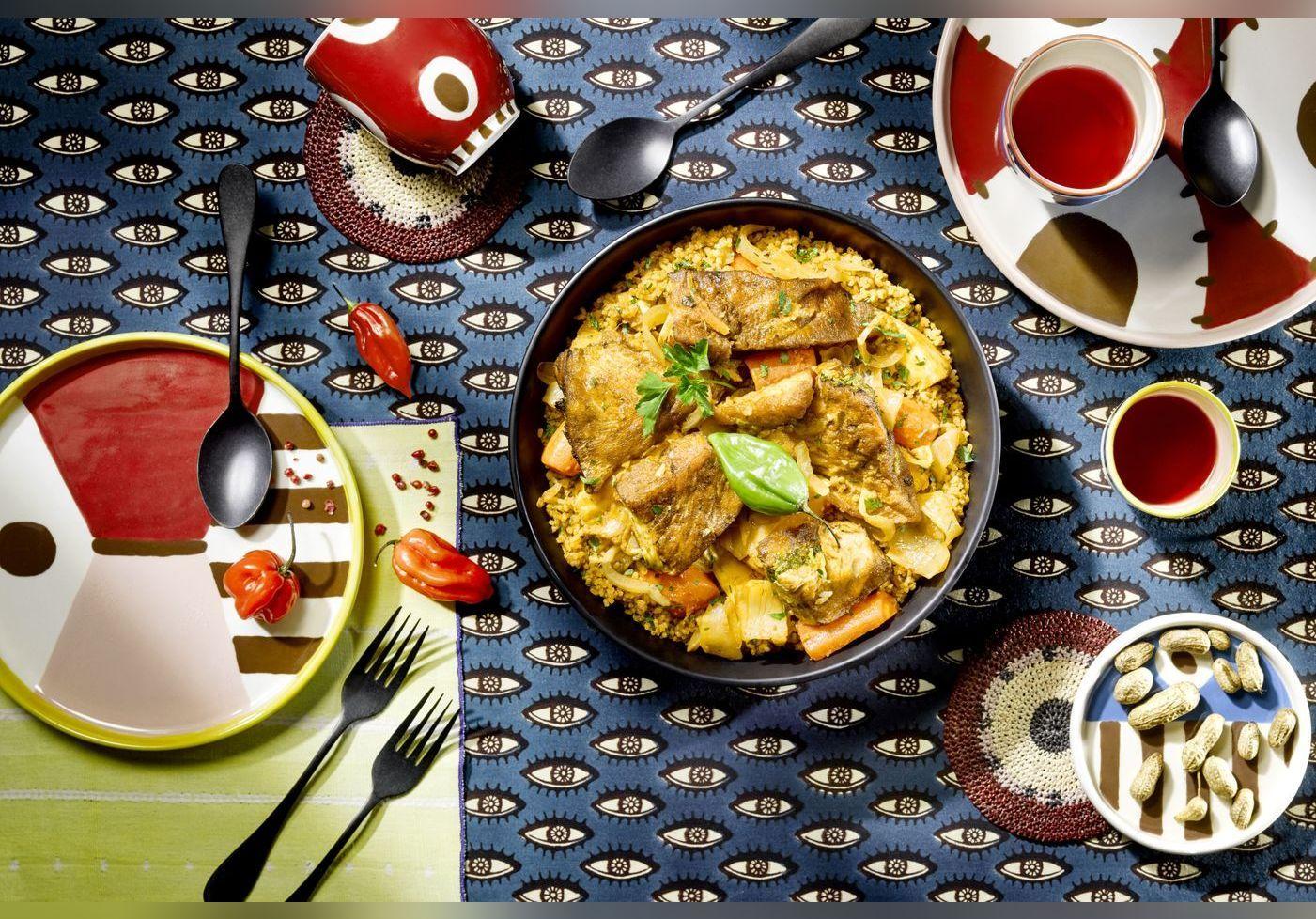 Monoprix s'associe au chef Mory Sacko pour nous faire découvrir la cuisine africaine