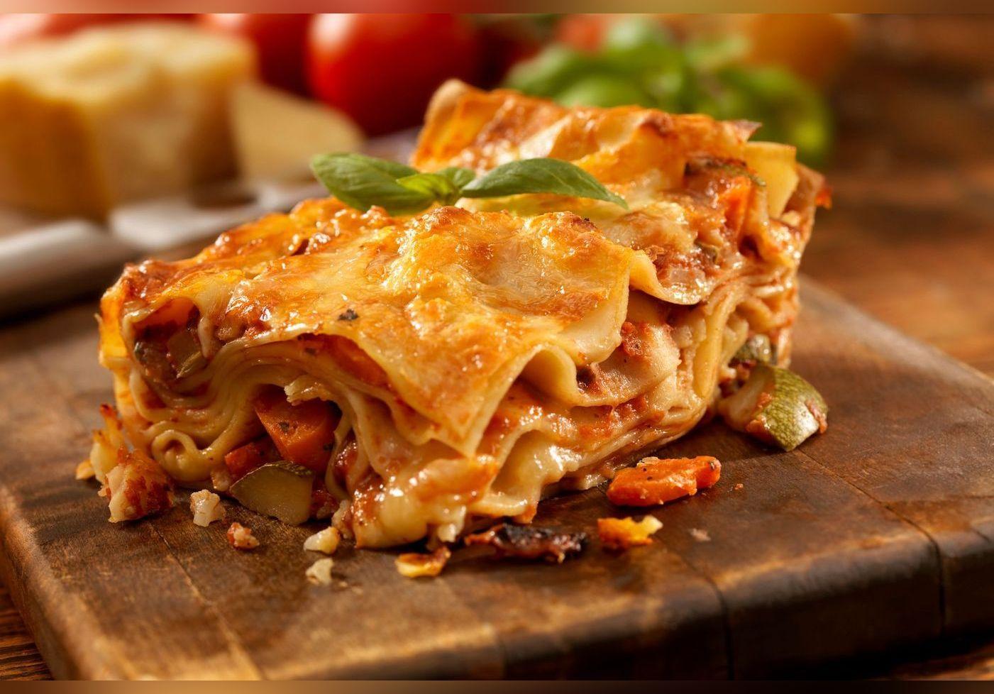 Cyril Lignac partage ses astuces pour des lasagnes estivales au thon et aux légumes
