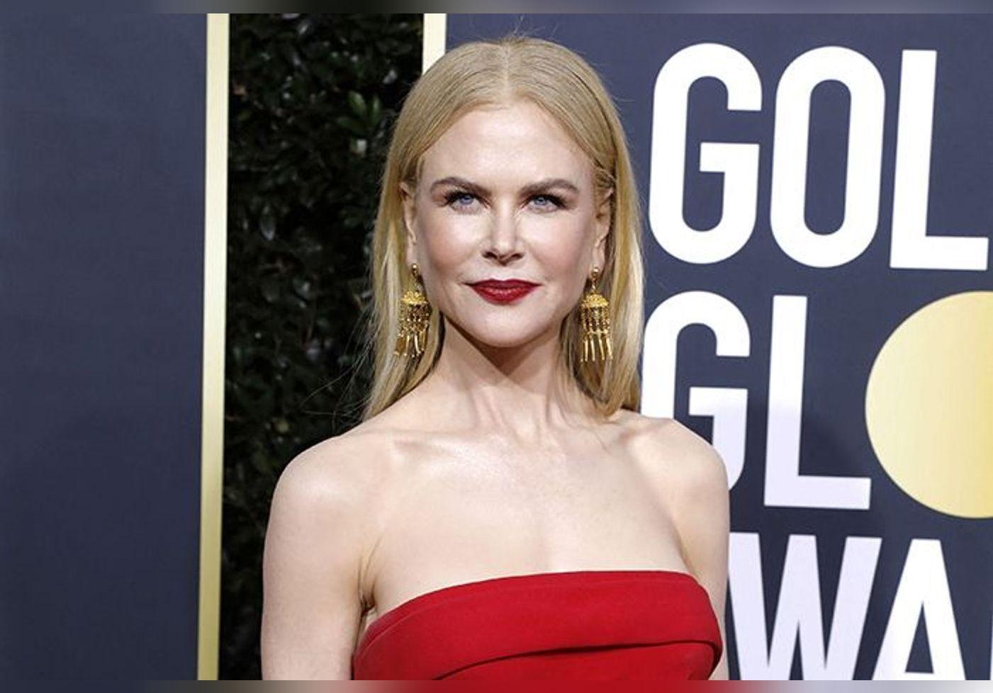 Nicole Kidman affiche une coupe courte à la garçonne et dit adieu à ses cheveux longs et bouclés… Ses fans sont subjugués