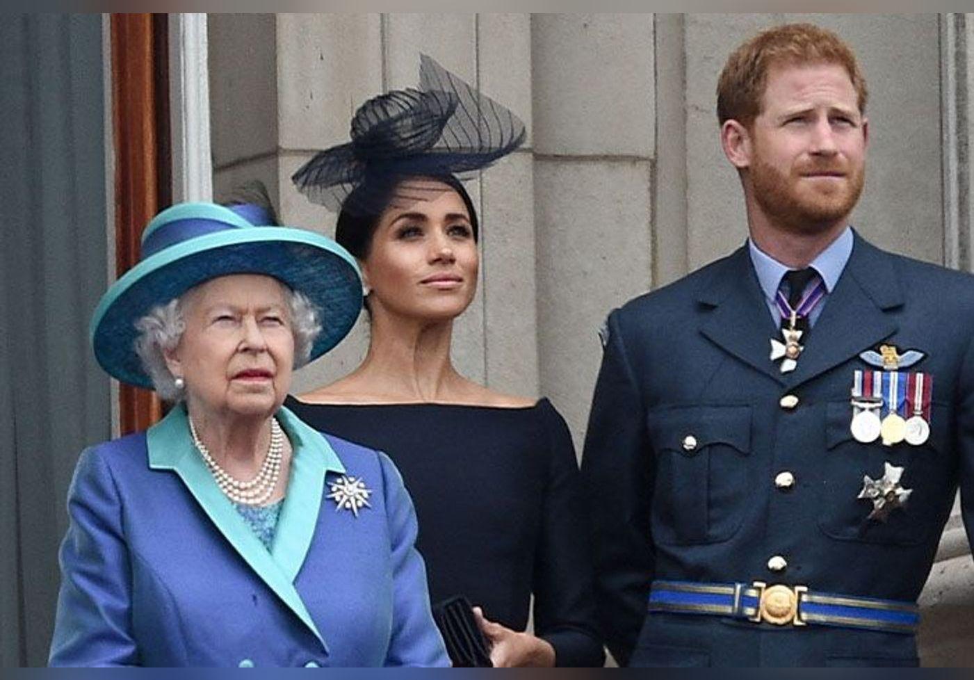 Meghan Markle : ce message surprenant publié par Elizabeth II pour les 40 ans de la duchesse