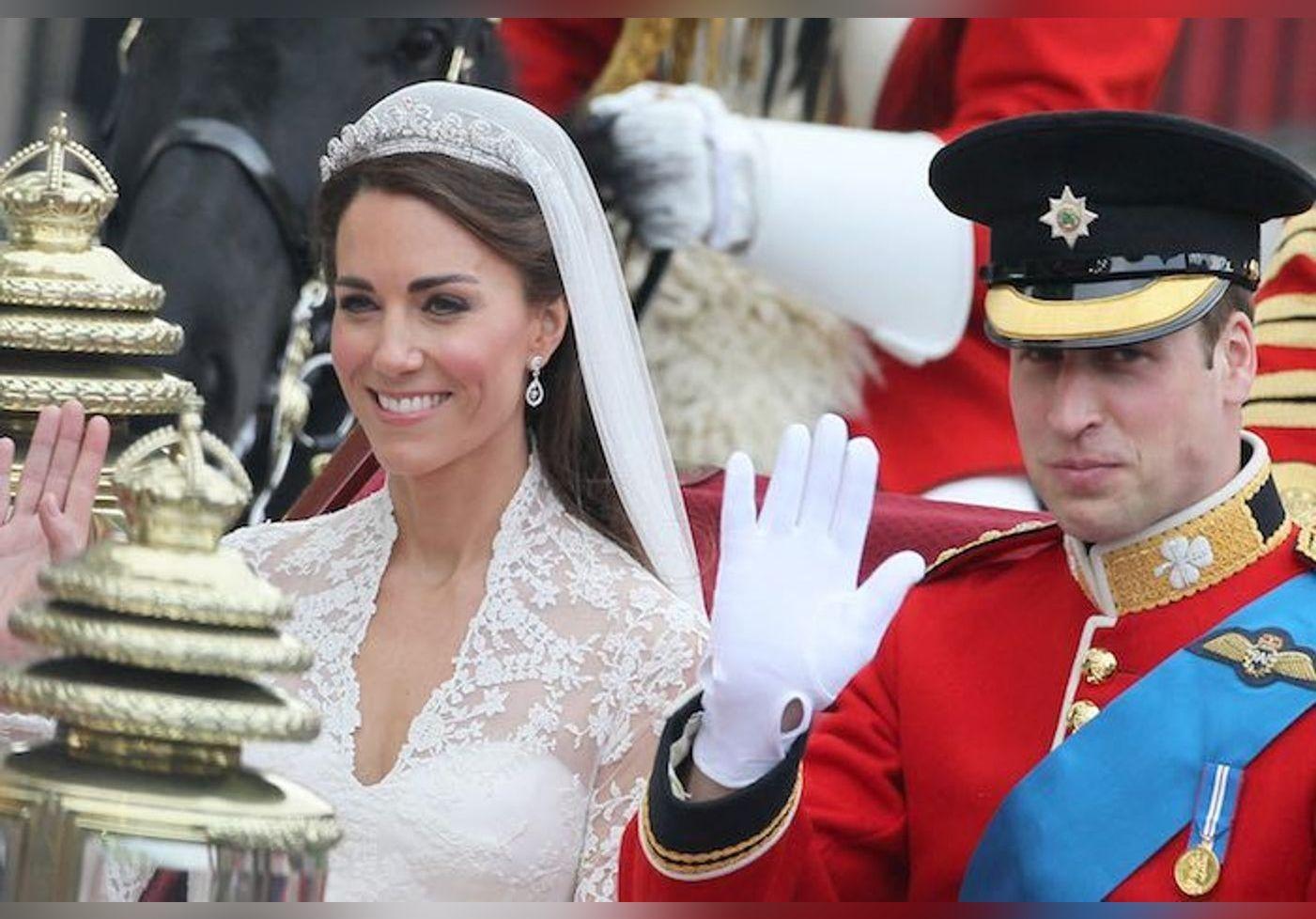Découvrez quel fond de teint Kate Middleton portait le jour de son mariage