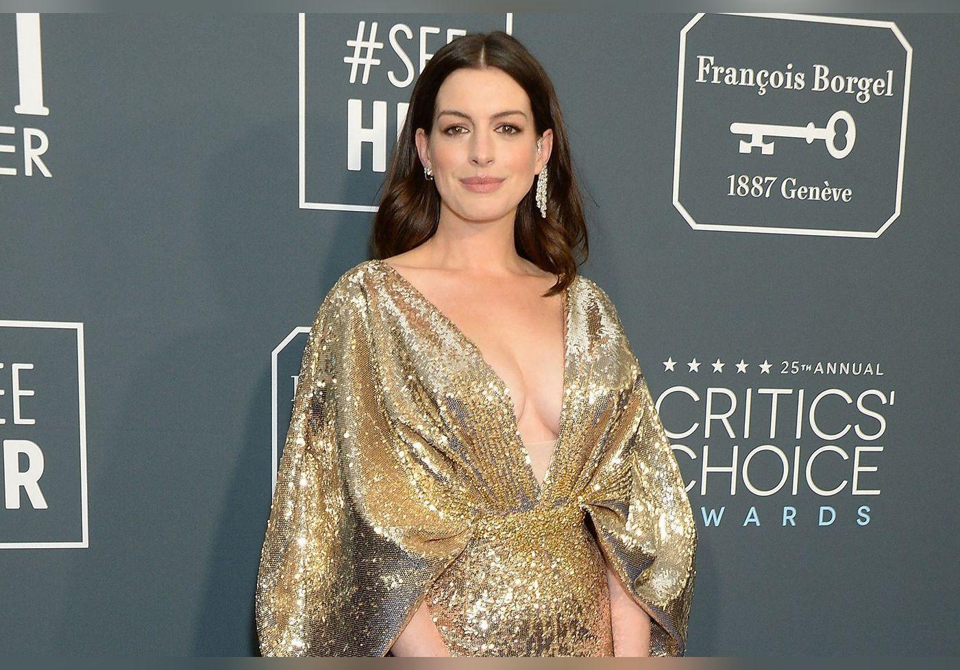 Anne Hathaway : ce régime avec lequel elle a perdu 11 kilos