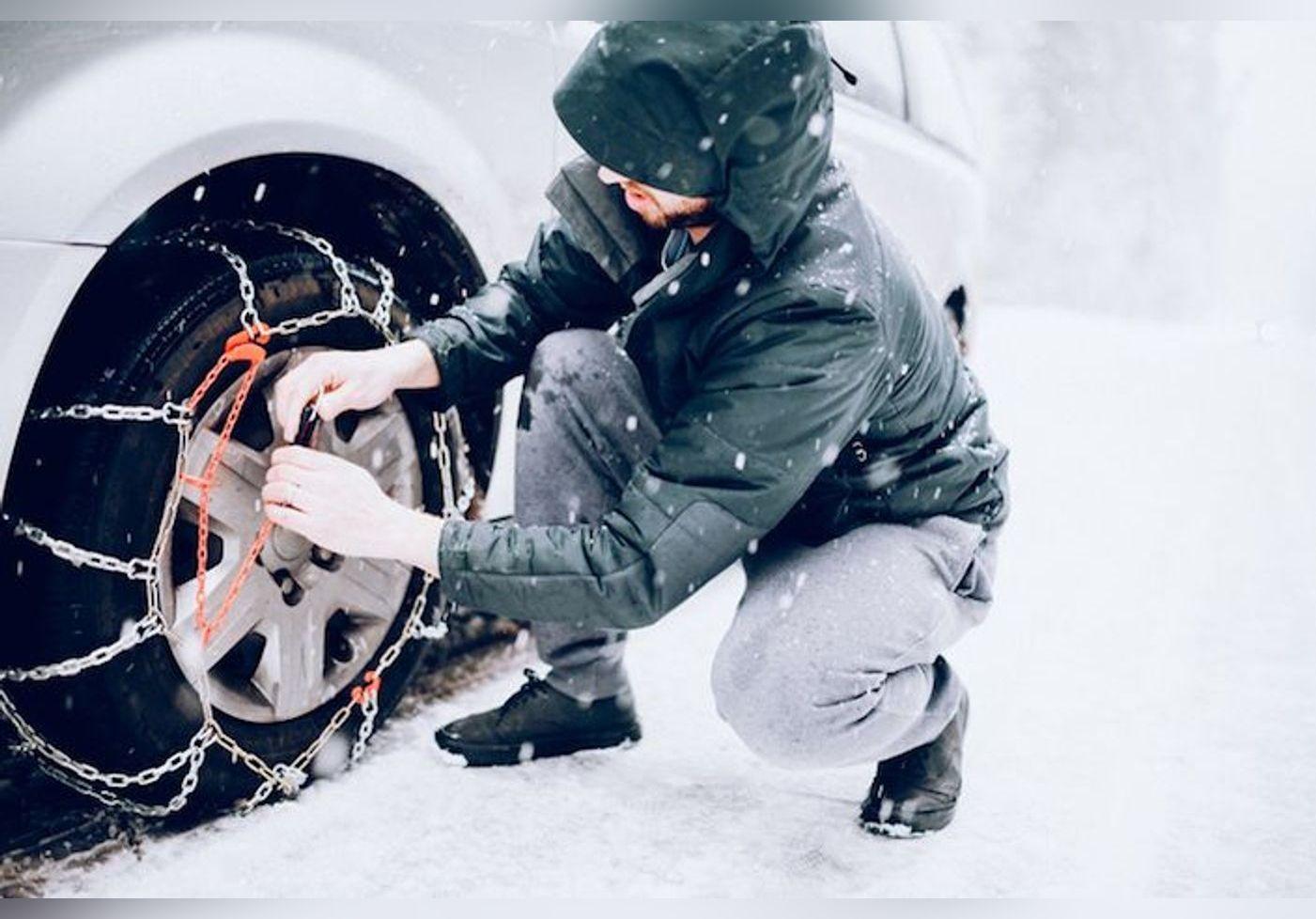 Voici les 48 départements qui sont concernés par les pneus hiver obligatoires !