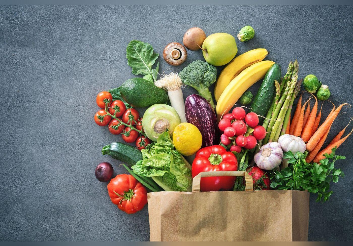 Voici les astuces pour conserver les fruits et légumes plus longtemps