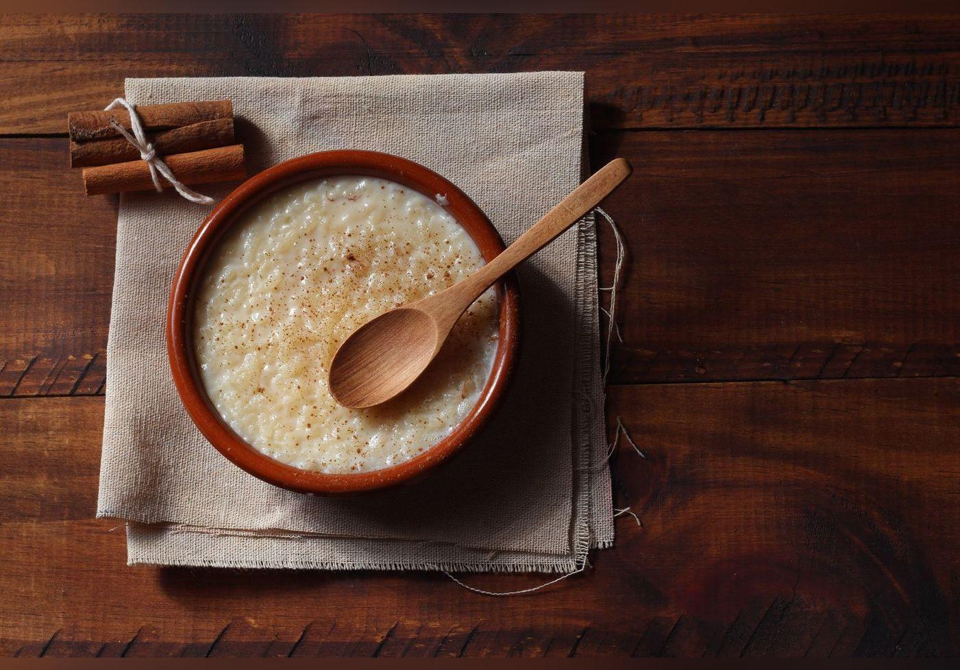 Voici l'astuce de Christophe Michalak pour un riz au lait incroyablement gourmand