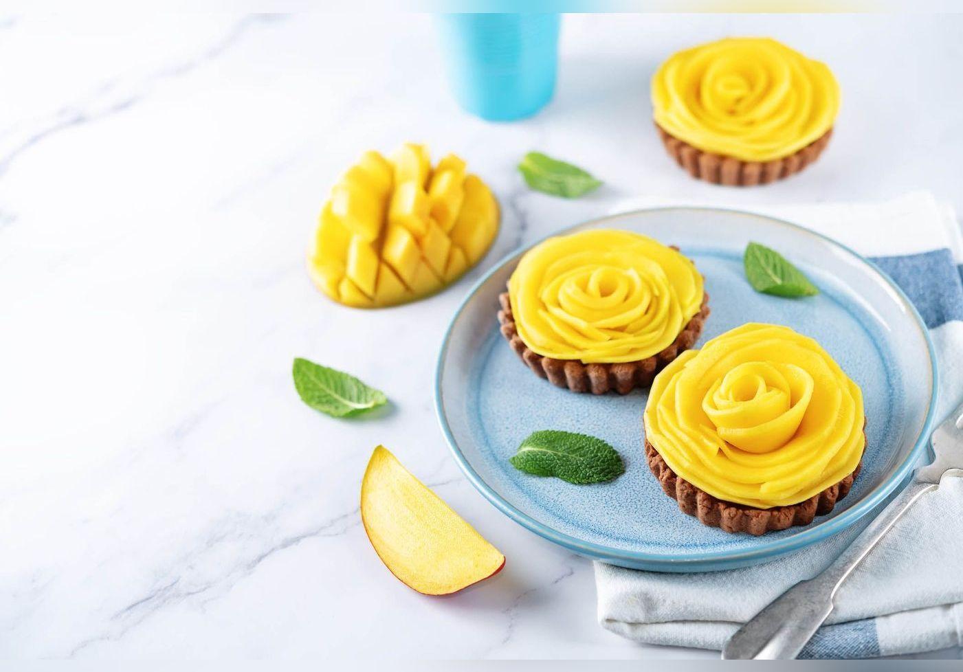 Philippe Conticini dévoile sa recette de tarte à la mangue rôtie et donne son astuce incroyable pour remplacer le sucre dans ses pâtisseries