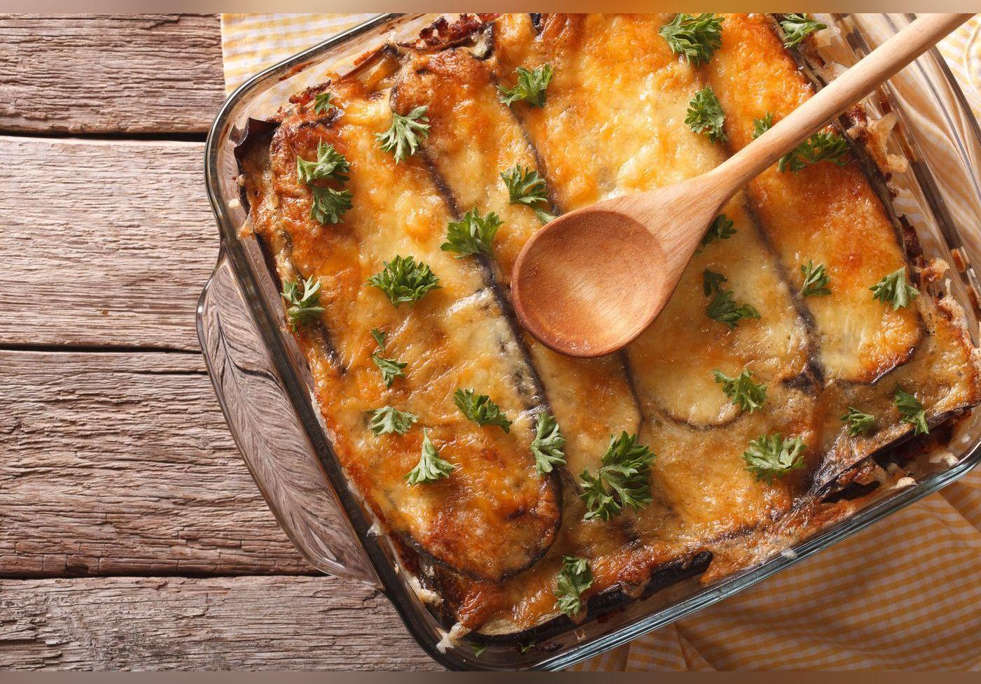 Cette recette à base d'aubergines, très facile à réaliser, cumule près 8 millions de vues. Un plat végétarien familial et gourmand