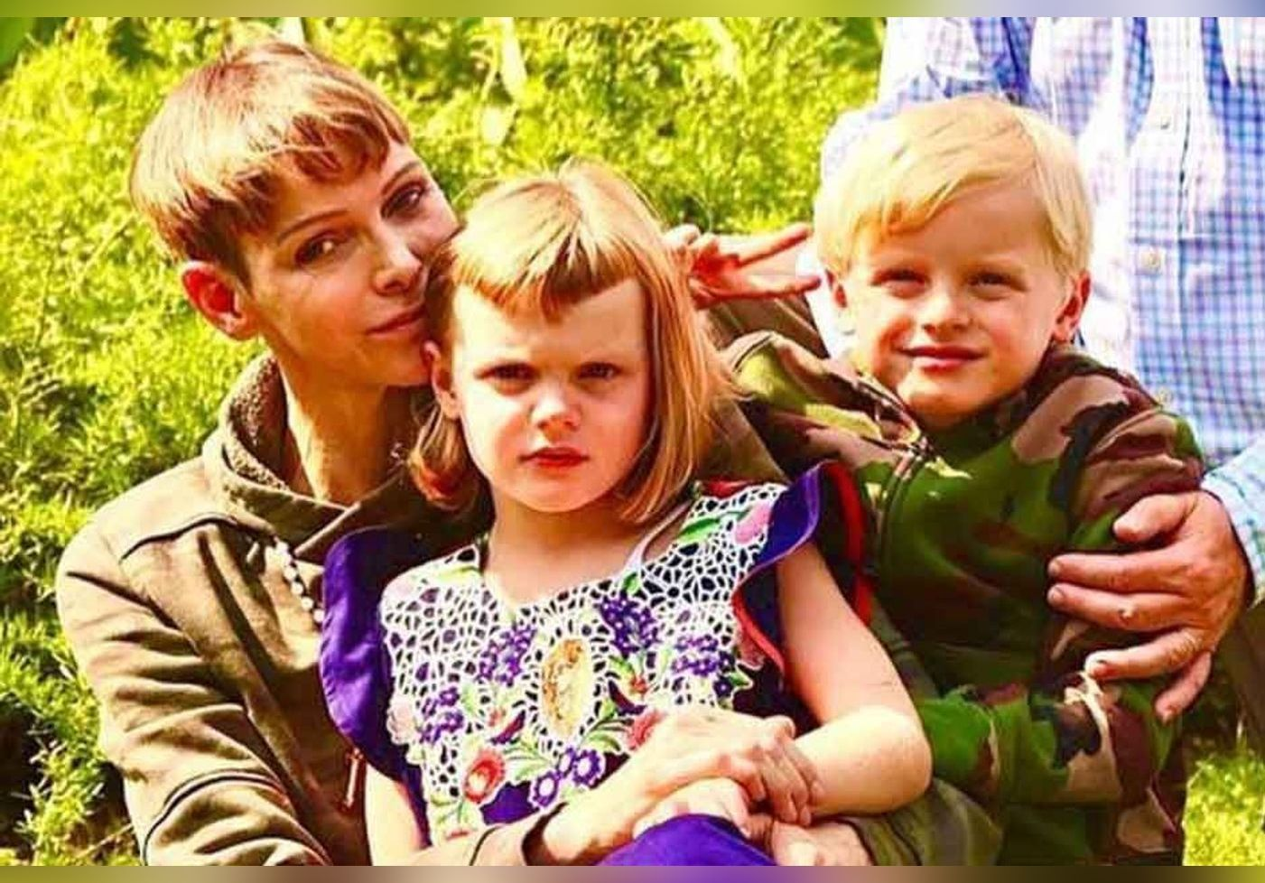 Crève-coeur pour Charlene de Monaco : elle a passé 5 mois sans ses enfants, parce qu'ils «appartiennent à la principauté»