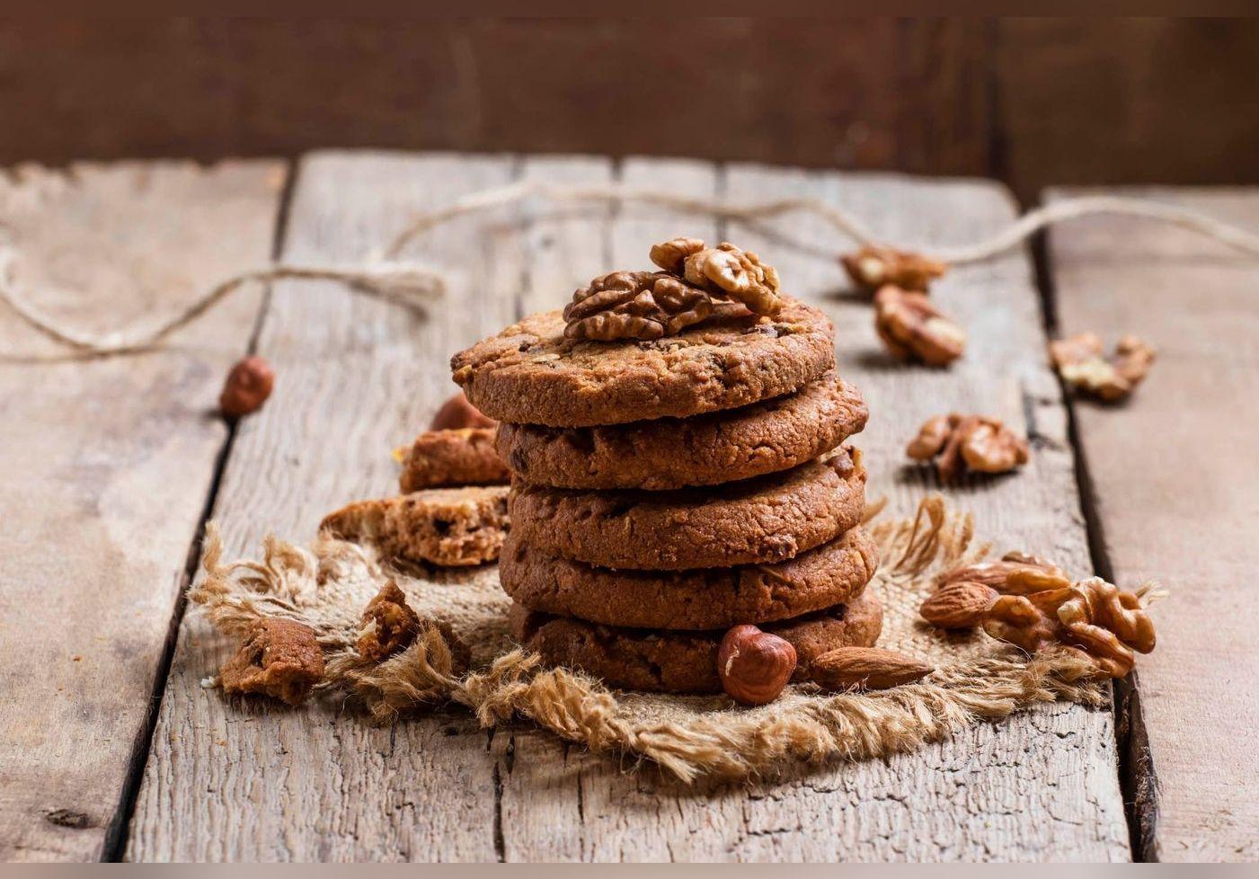 Cette recette de cookies aux noix va vous bluffer. Ils sont préparés avec 3 ingrédients et en seulement 10 min !