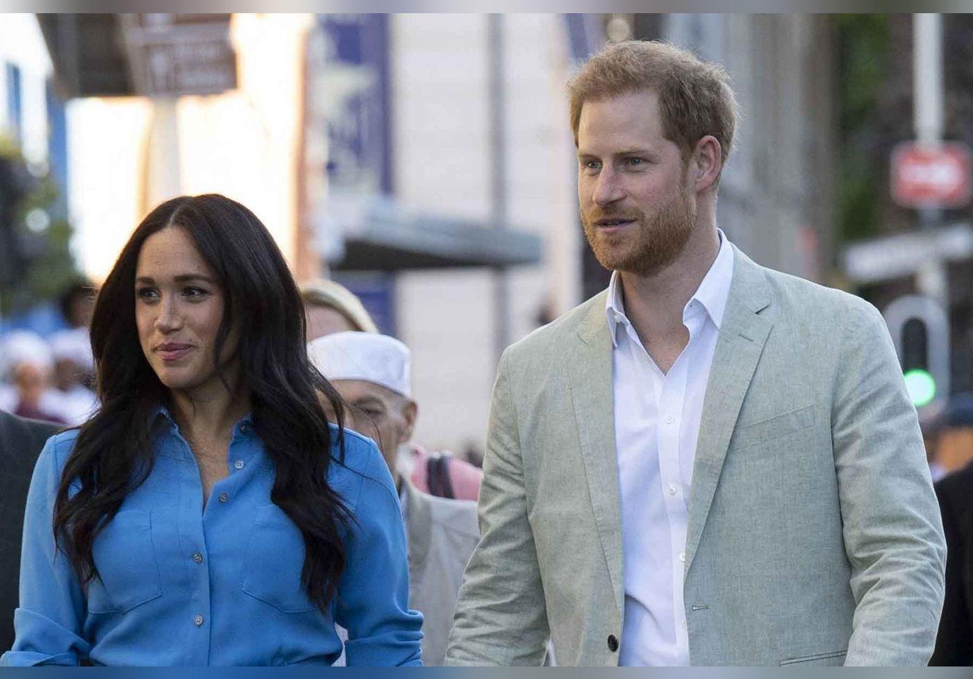 Meghan Markle menacée ? Cette célèbre voisine britannique a des vues sur le prince Harry !