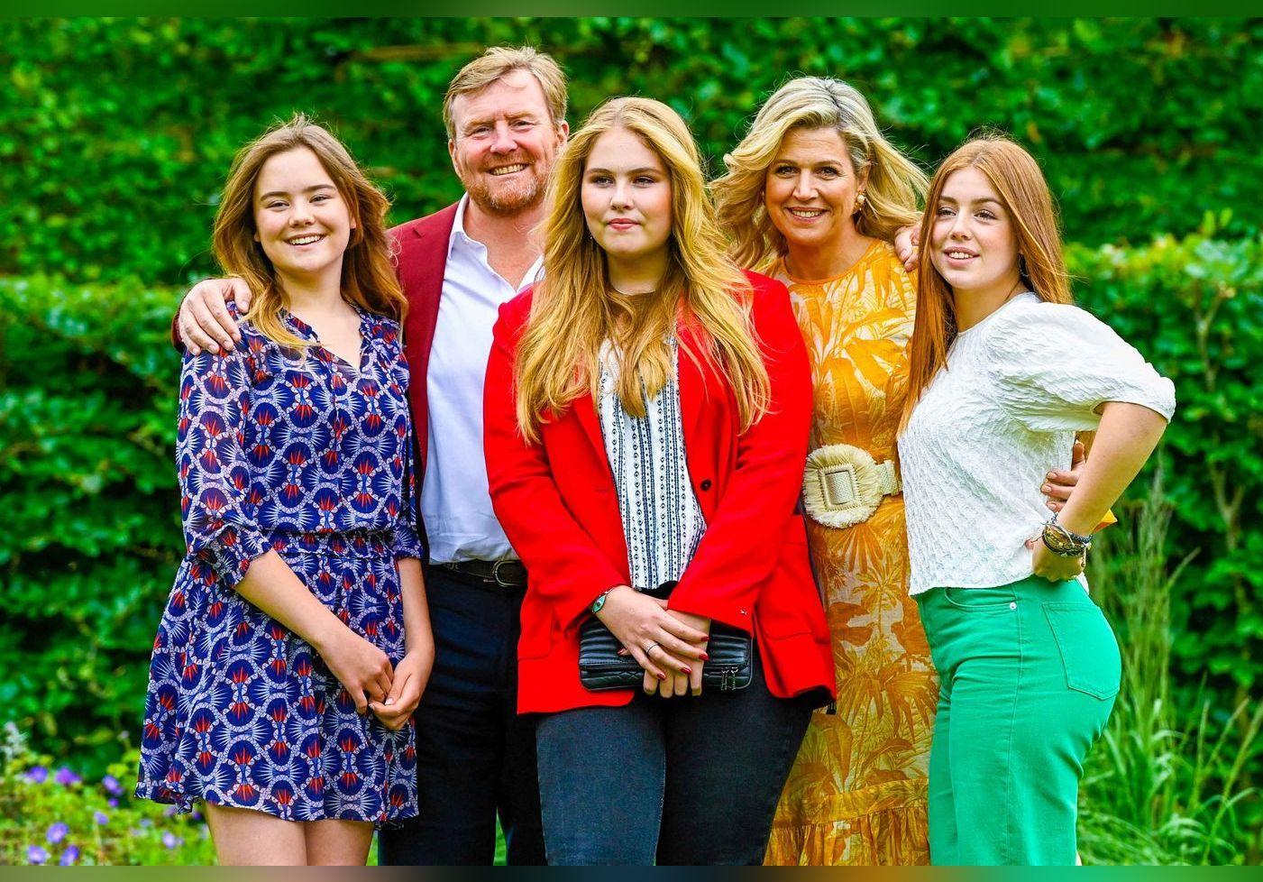 C'est historique : aux Pays-Bas, l'héritière de la Couronne peut désormais épouser une personne de même sexe !