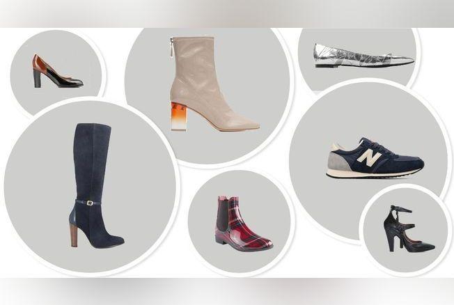 Pour L'automne Hiver 2015 2016 ChaussuresTendances QrCxtsdh