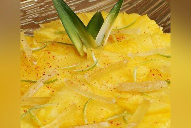 ananas gingembre citron vert pour maigrir