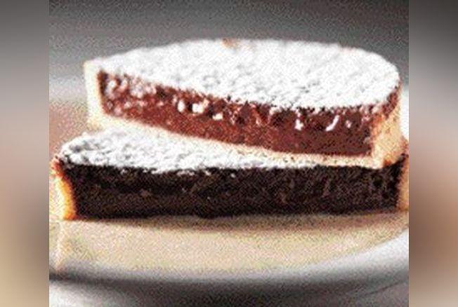 Tarte Au Chocolat Recette Tarte Sucree Version Femina